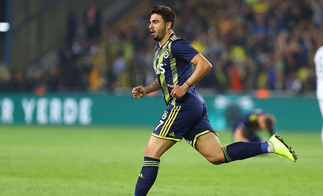Fenerbahçede Ozan Tufan için hayal kırıklığı