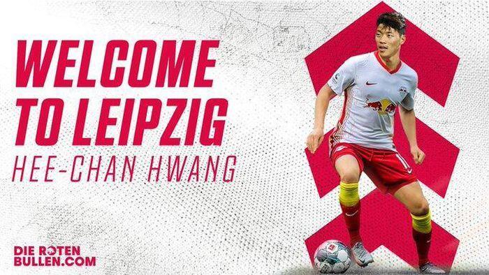 Leipzig'e transfer olan Hwang bu mesajla karşılanmıştı