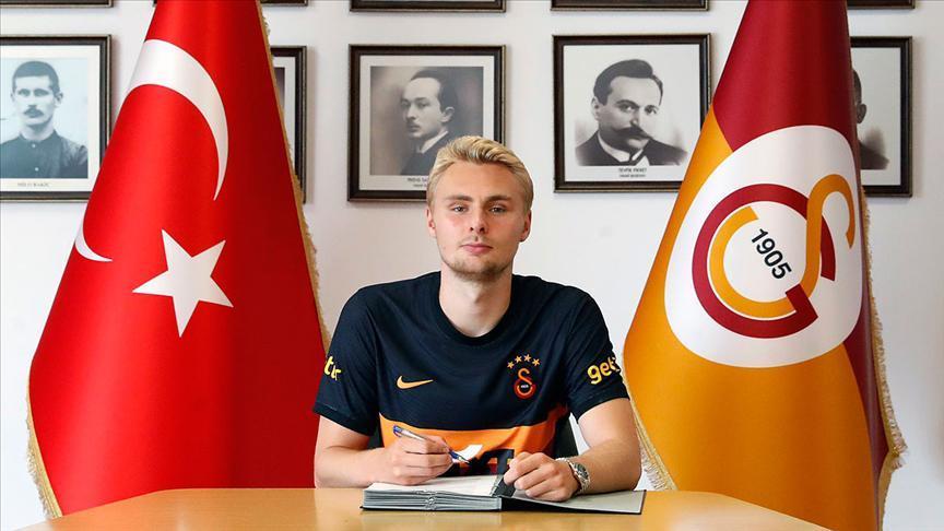 Galatasaray, Victor Enok Nelssonun maliyetini açıkladı