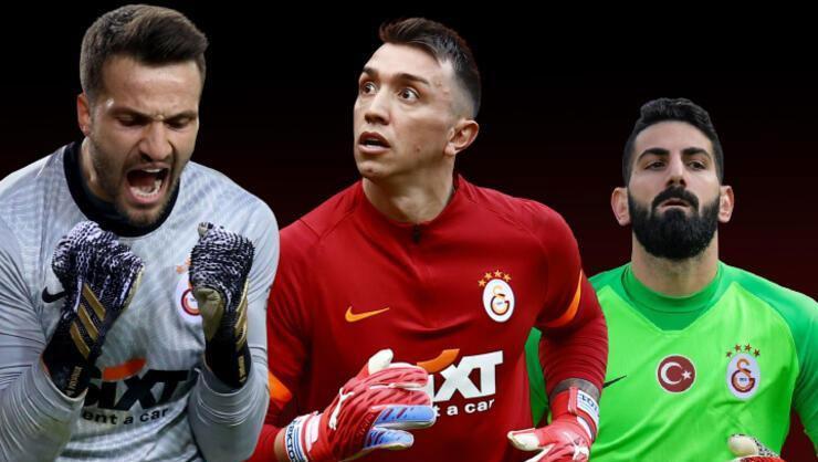 Galatasarayda son dakika sürprizi! Yeni kaleci Süper Ligden!...