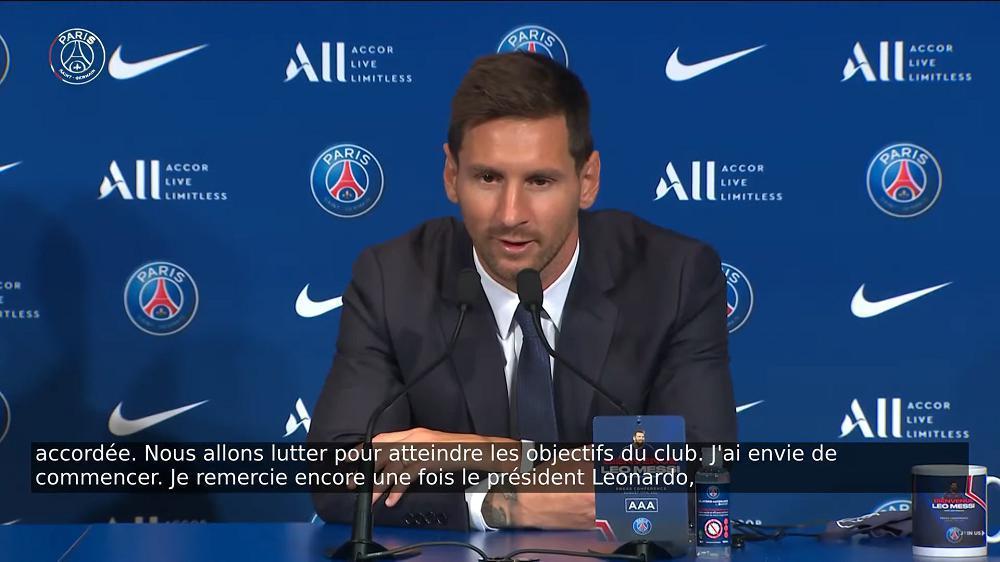 Messi: Barcelonaya karşı oynamak muhteşem olacak