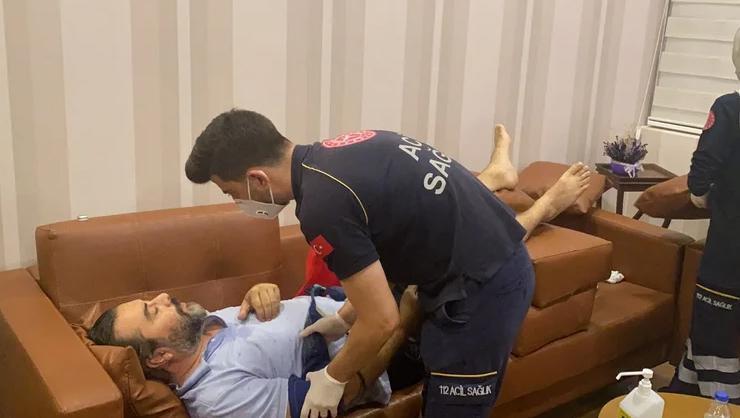 Spor yorumcusu Emre Bol, canlı yayında kalp krizi geçirdi!