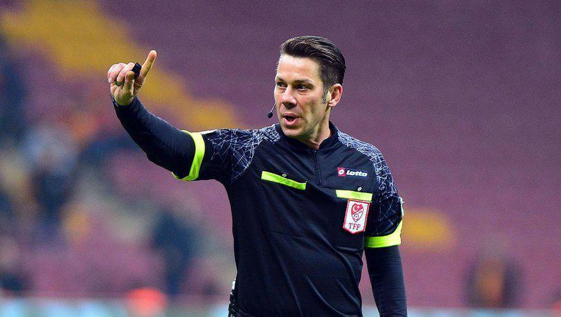Süper Ligde ilk haftanın hakemleri belli oldu: Fırat Aydınus...