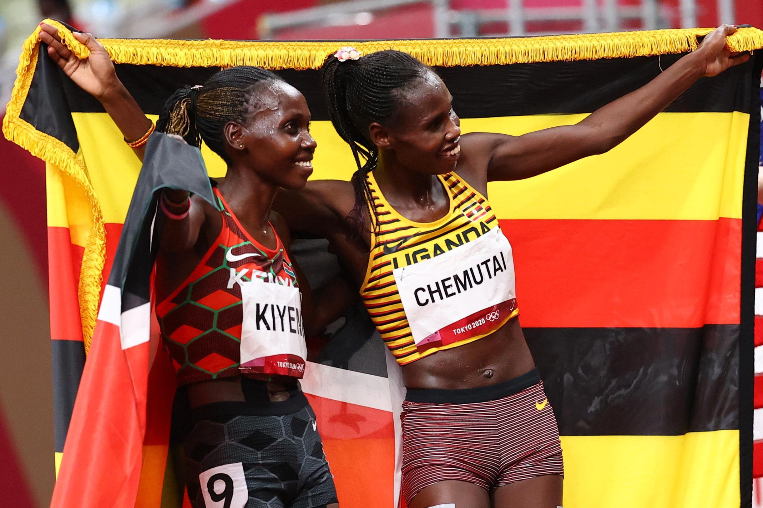 Uganda madalya alan sporculara maaş, ev ve araba verdi